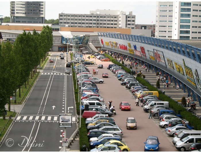 Shopping center Rotterdam