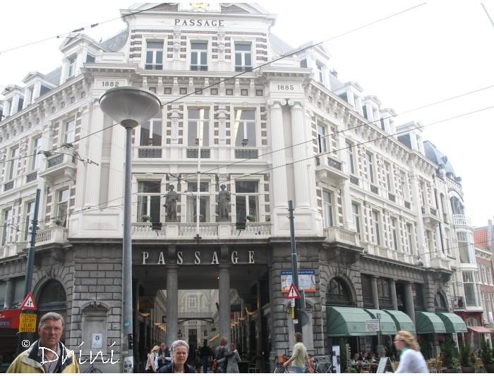 Shopping centrum Den Haag #2