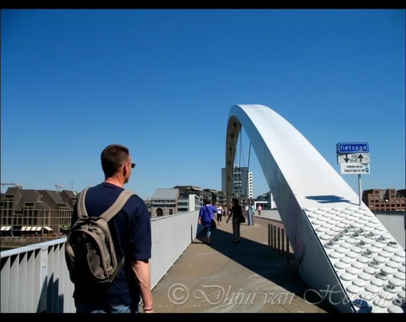 Maastricht bridge