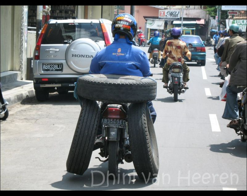 At Yogyakarta