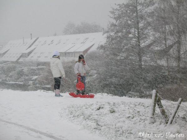 Snow pret