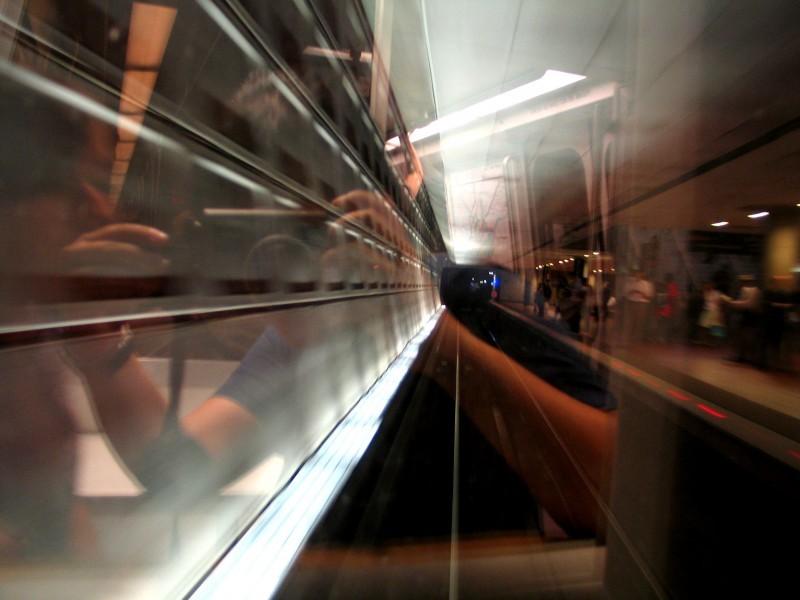 warp speed tunnel