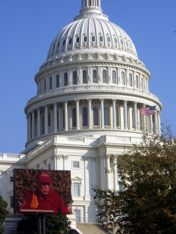 face of the capitol
