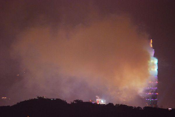 firework cloud