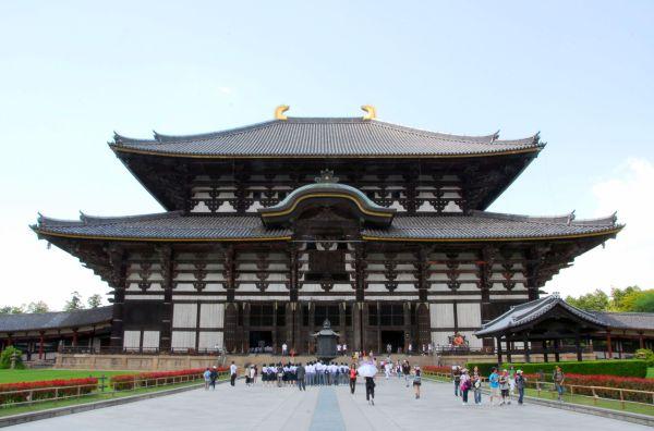 大仏殿/daibutsu-den