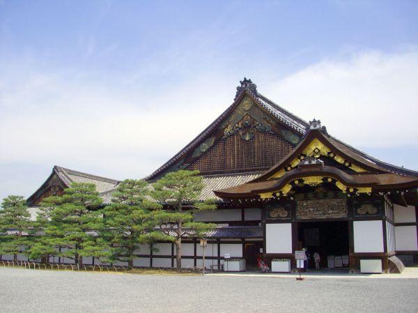 二の丸御殿/ninomaru palace