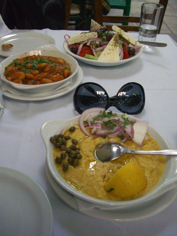 ouzeri lunch