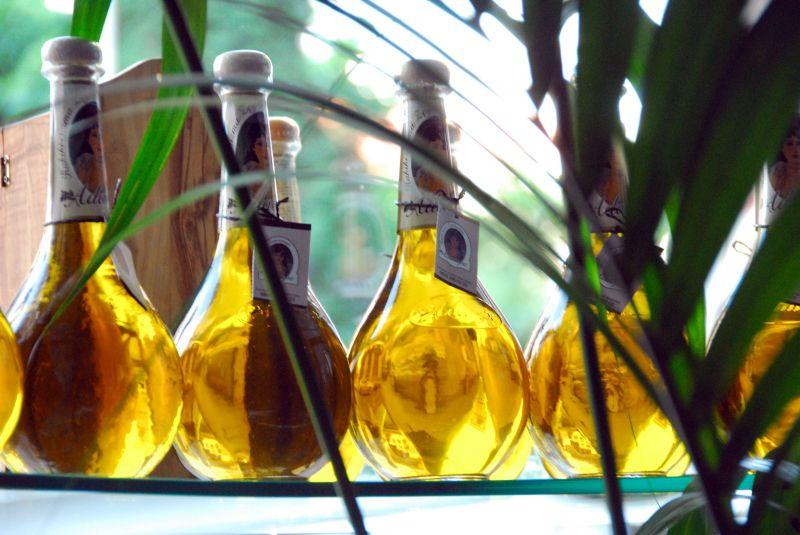 olive oil setting