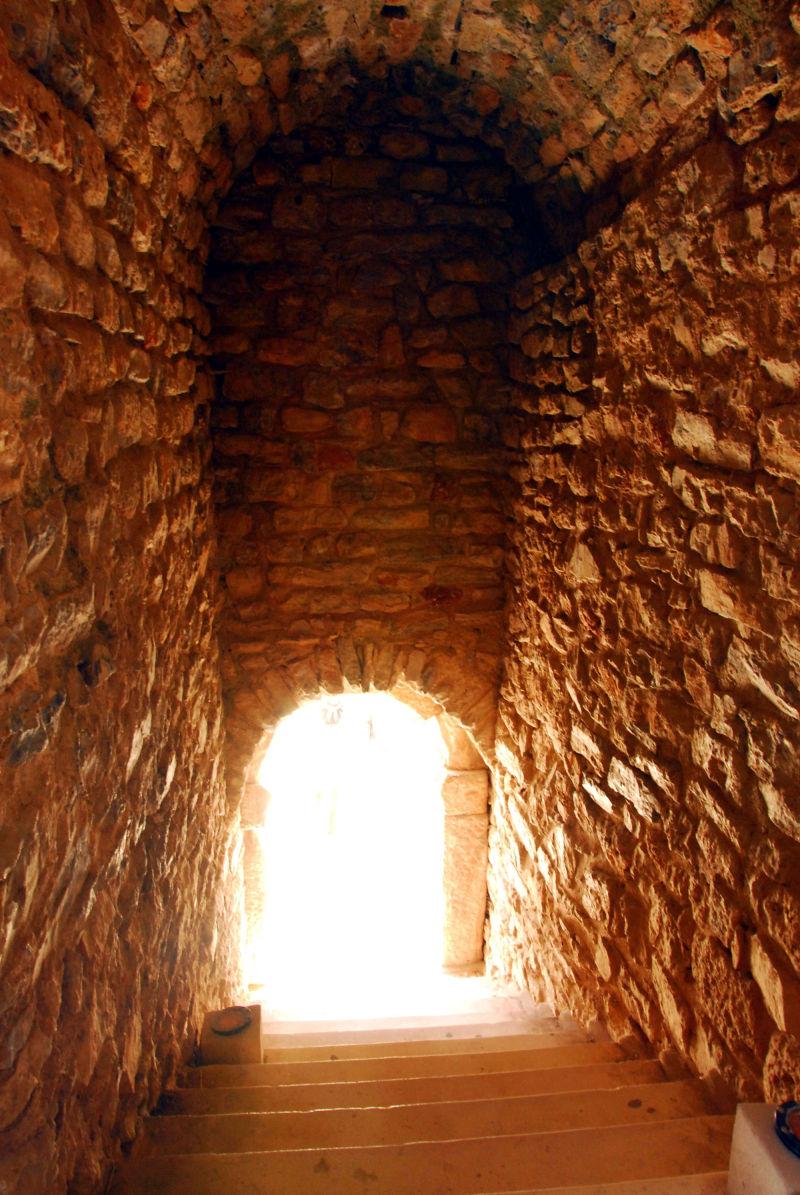 stairway of light