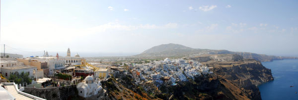 panoramic thira