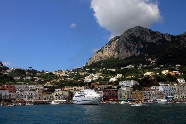 welcome to capri