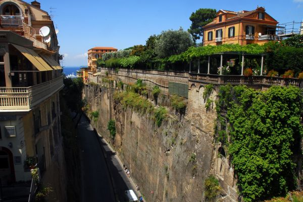 cliffs of sorrento