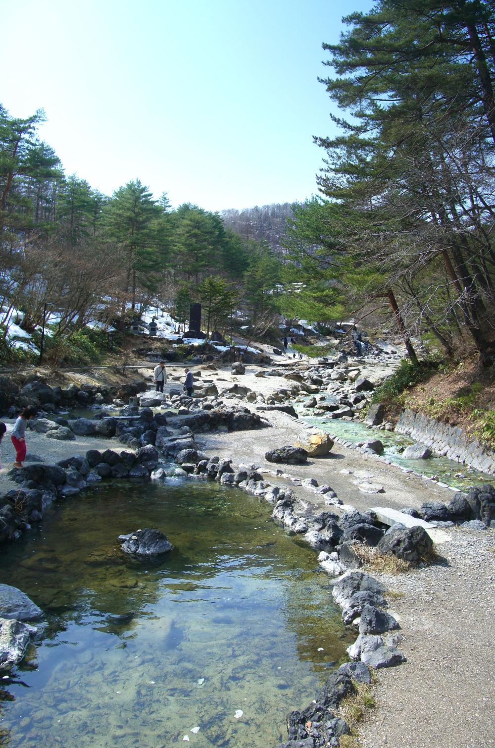 西の河原公園/nishi no kawahara garden