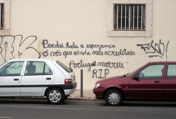 portugal morreu r.i.p