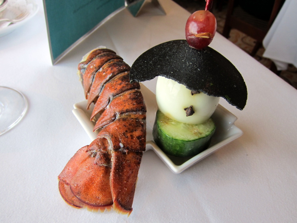 quirky food