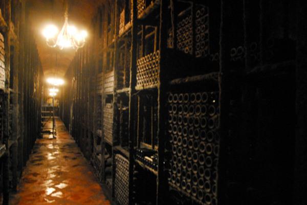 wine crypt