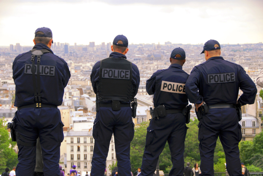 policing the city