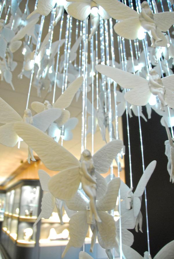 niagara chandelier