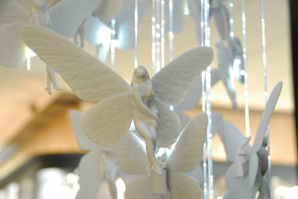 niagara chandelier piece