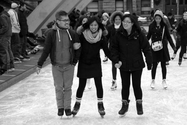 first time skater