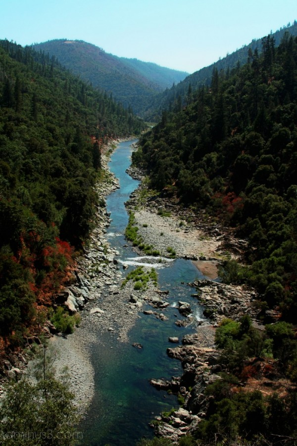 North Fork American River