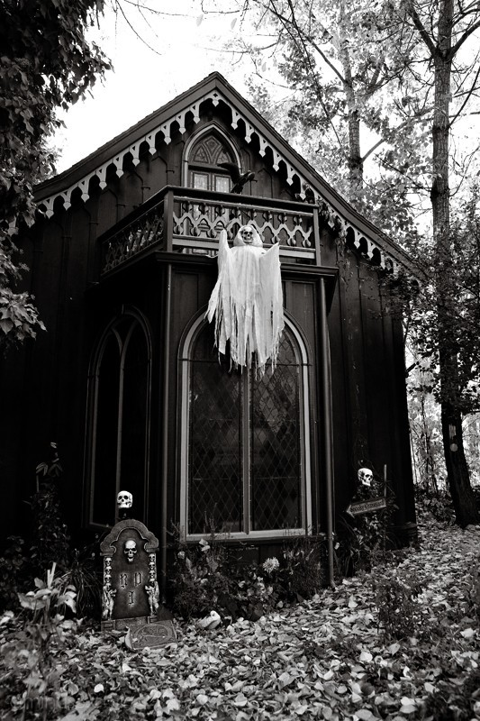 Haunted in the Gold Country