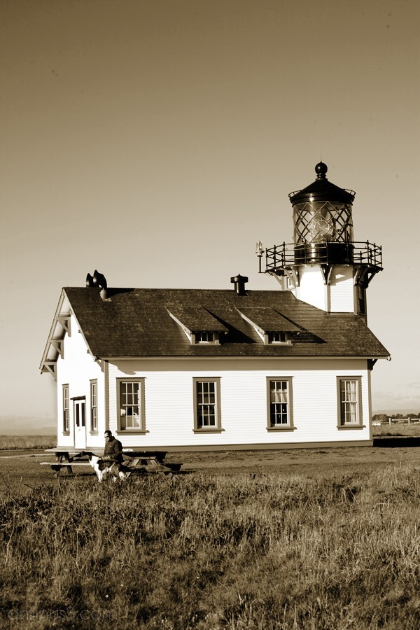 Point Cabrello Lighthouse