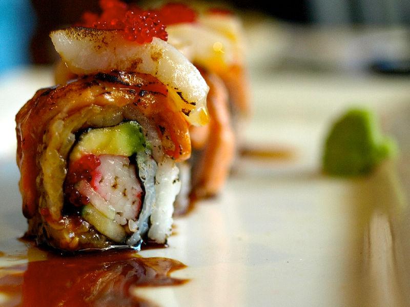 Japango Maki Roll