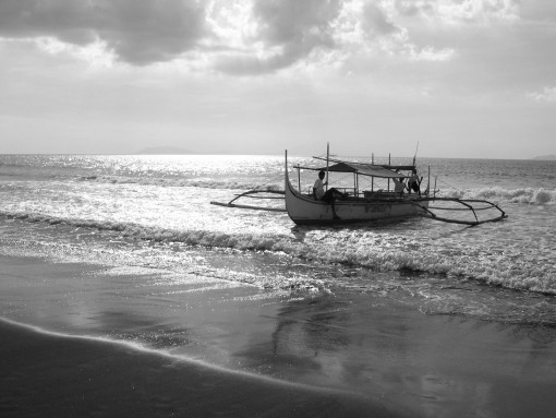 Tagatai Beach, 2hrs south of Manila - Philippines.