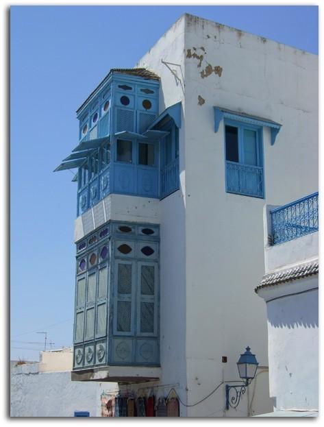 siddi bou said, tunisie