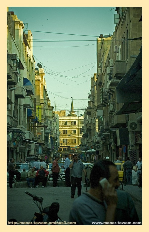 The old Side of Damascus