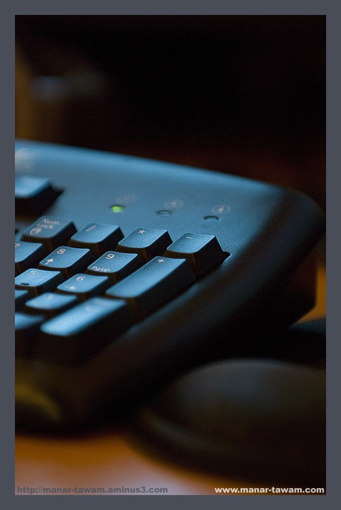 Keyboard...