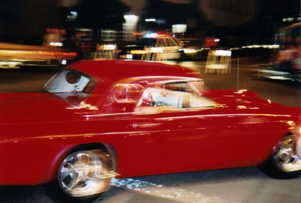Thunderbird Red