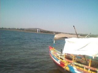 lake of mukutmanipur