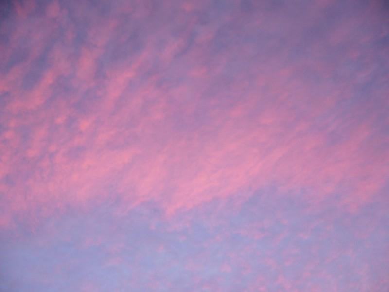 Ciel rosé