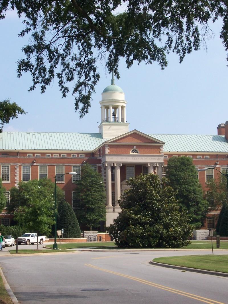 Campus de WFU