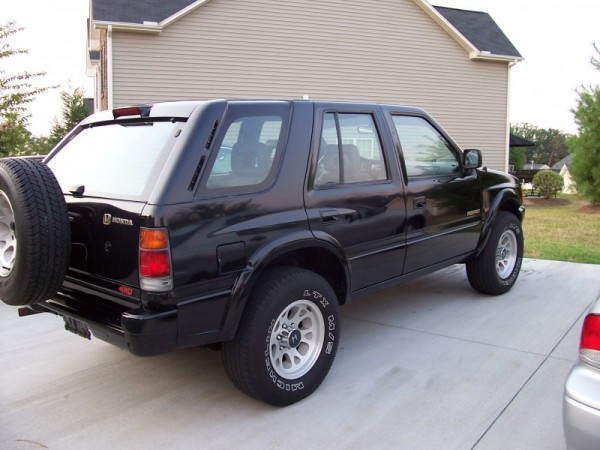 honda passport winston-salem