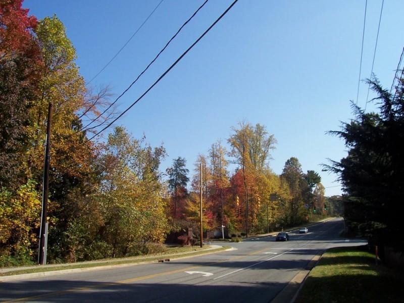 autumn winston salem
