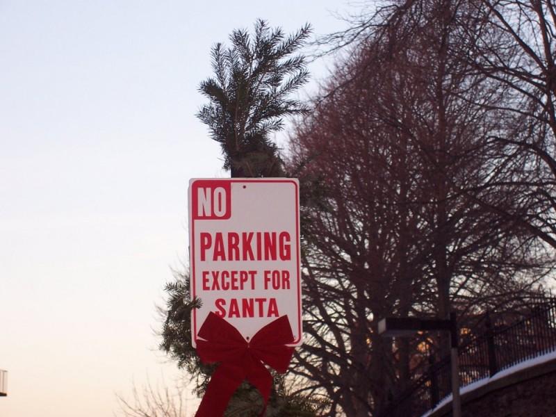 santa claus boston street