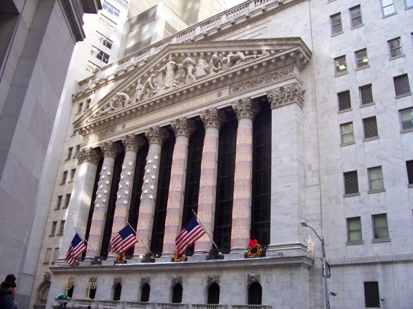NYSE new york stock exchange france usa