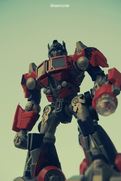 optimus prime No.1