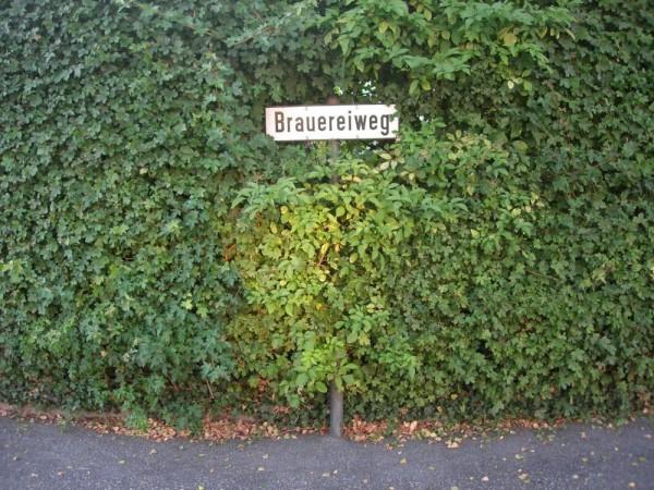 Hidden Street Name