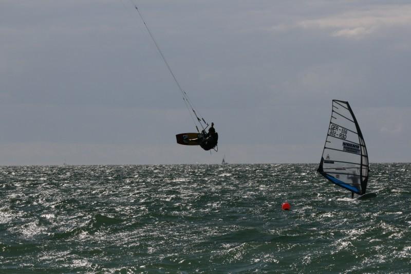 Fehmarn.... Surfen und Kiten