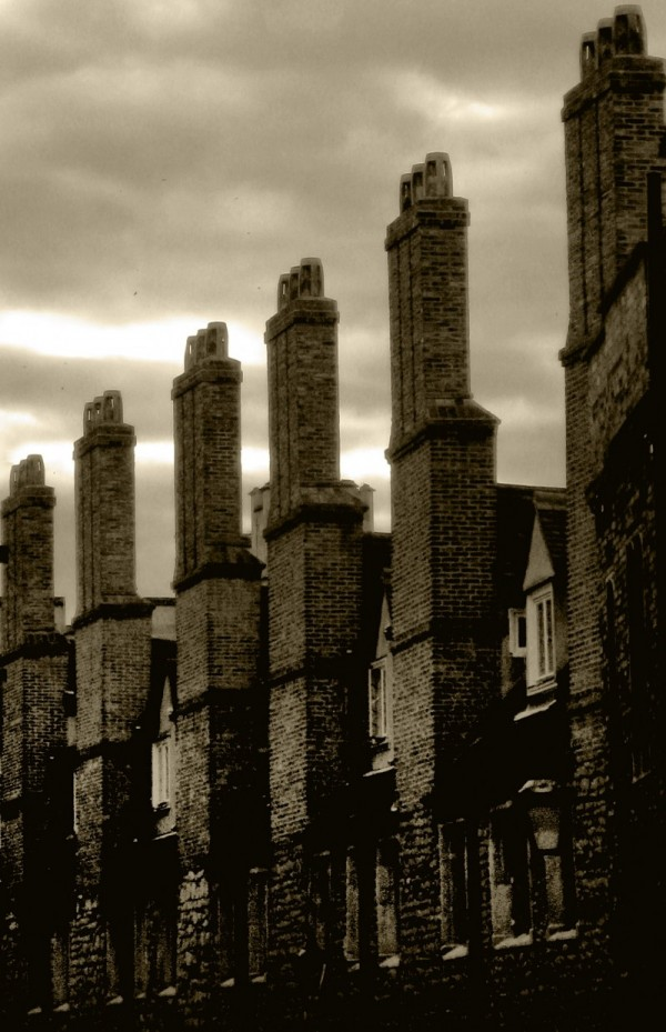 Cambridge chimneys