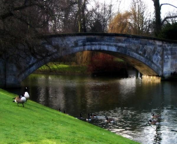 Kings College Bridge, Cambridge