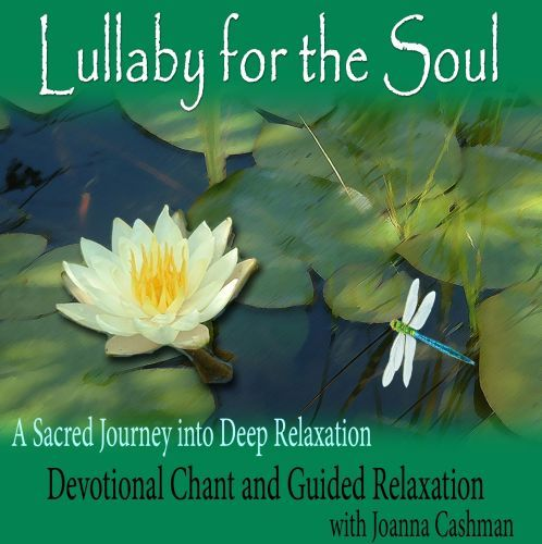 Lullaby for the Soul CD Cover
