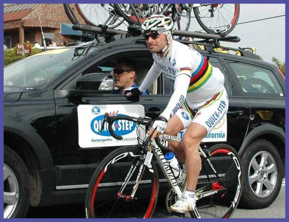 Paolo / Stage 1 Tour of Califorina 2008