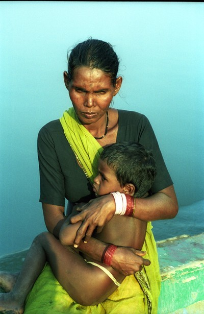 Chenchu Mother And Child
