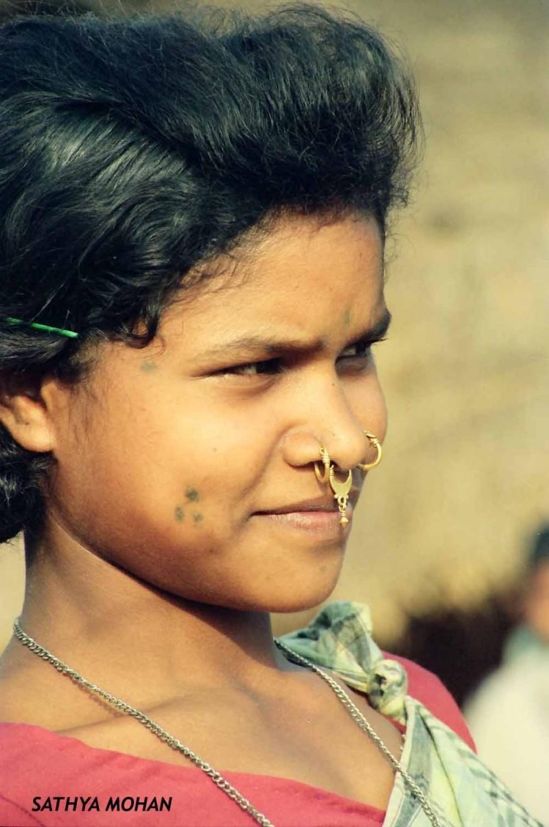 KHOND GIRL