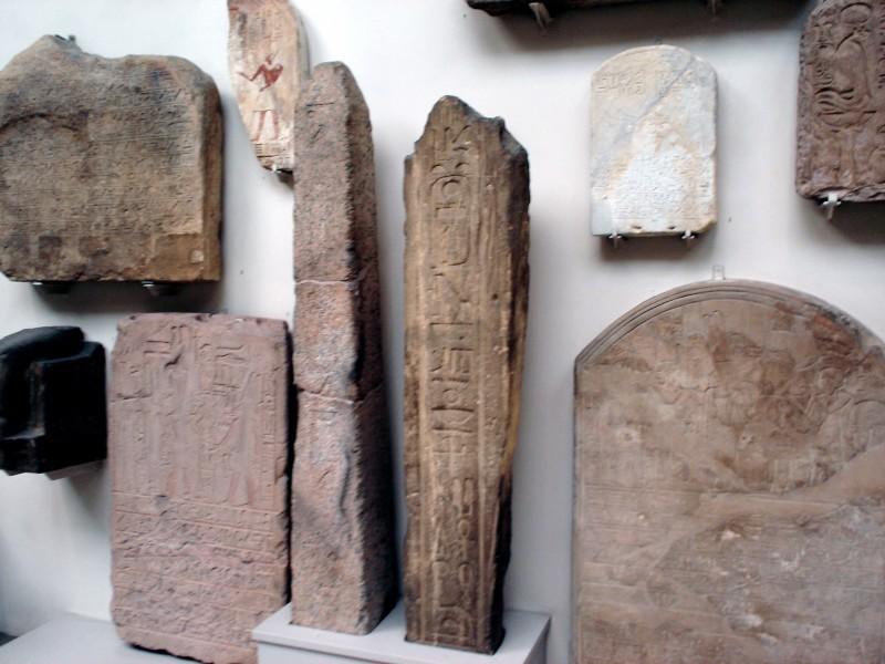 egyptian relics